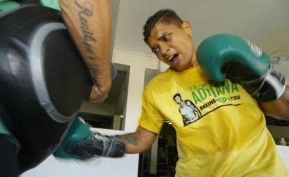 [Boxeadora baiana disputará cinturão mundial inédito no próximo dia 4 de outubro]