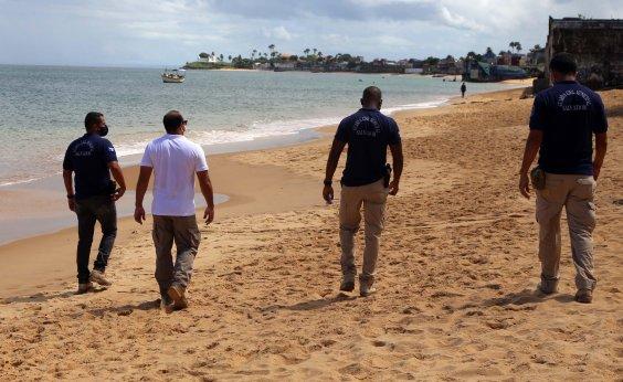 [Prefeitura libera praias a partir desta segunda-feira; confira cronograma]