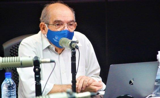 [Brasileiros estão 'insensíveis' à tragédia da pandemia, diz MK; ouça]