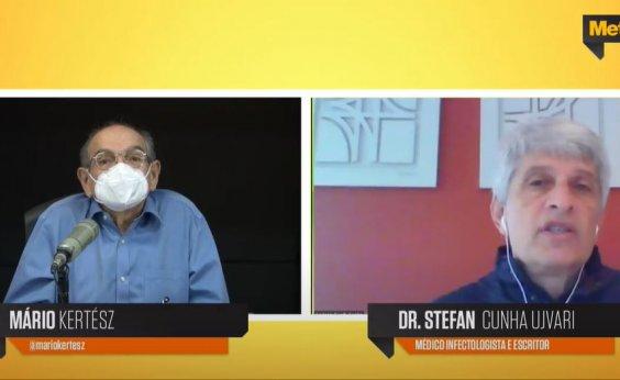 [Infectologista compara coronavírus com gripe espanhola e diz que imunidade de rebanho é 'ínviável']