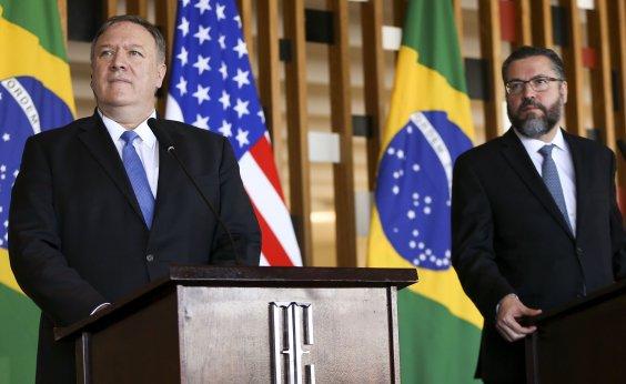 [Senado convoca Ernesto Araújo para explicar visita de secretário americano a Roraima]
