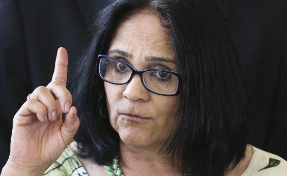 [Damares demitirá secretária que é mulher de blogueiro investigado]