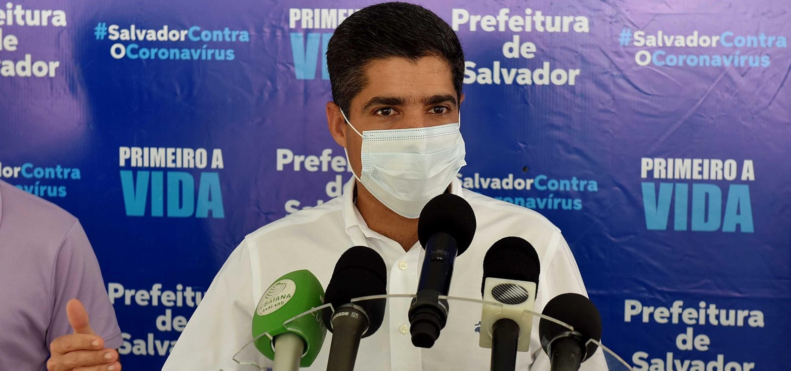 [Salvador tem média de quatro mortes por coronavírus diárias]