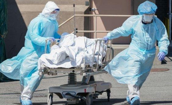 [Estados Unidos ultrapassa 200 mil mortes por coronavírus ]