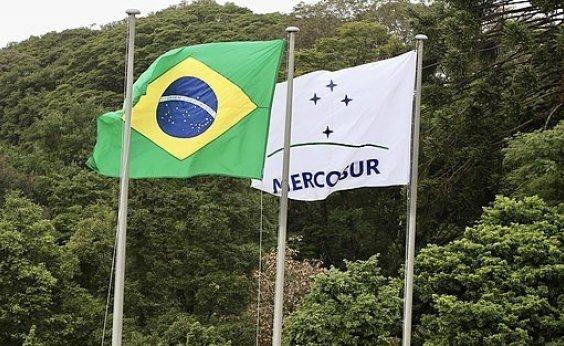 [Problemas ambientais podem se 'agravar' se o acordo entre Mercosul e UE não entrar em vigor, diz governo brasileiro]