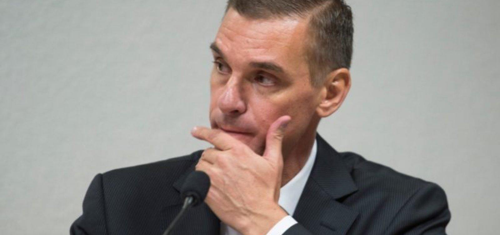 [Presidente Jair Bolsonaro nomeia André Brandão como presidente do Banco do Brasil]