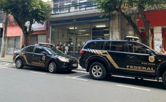 [Operação contra fraudes no INSS: PF cumpre mandado de afastamento de servidor em Salvador]