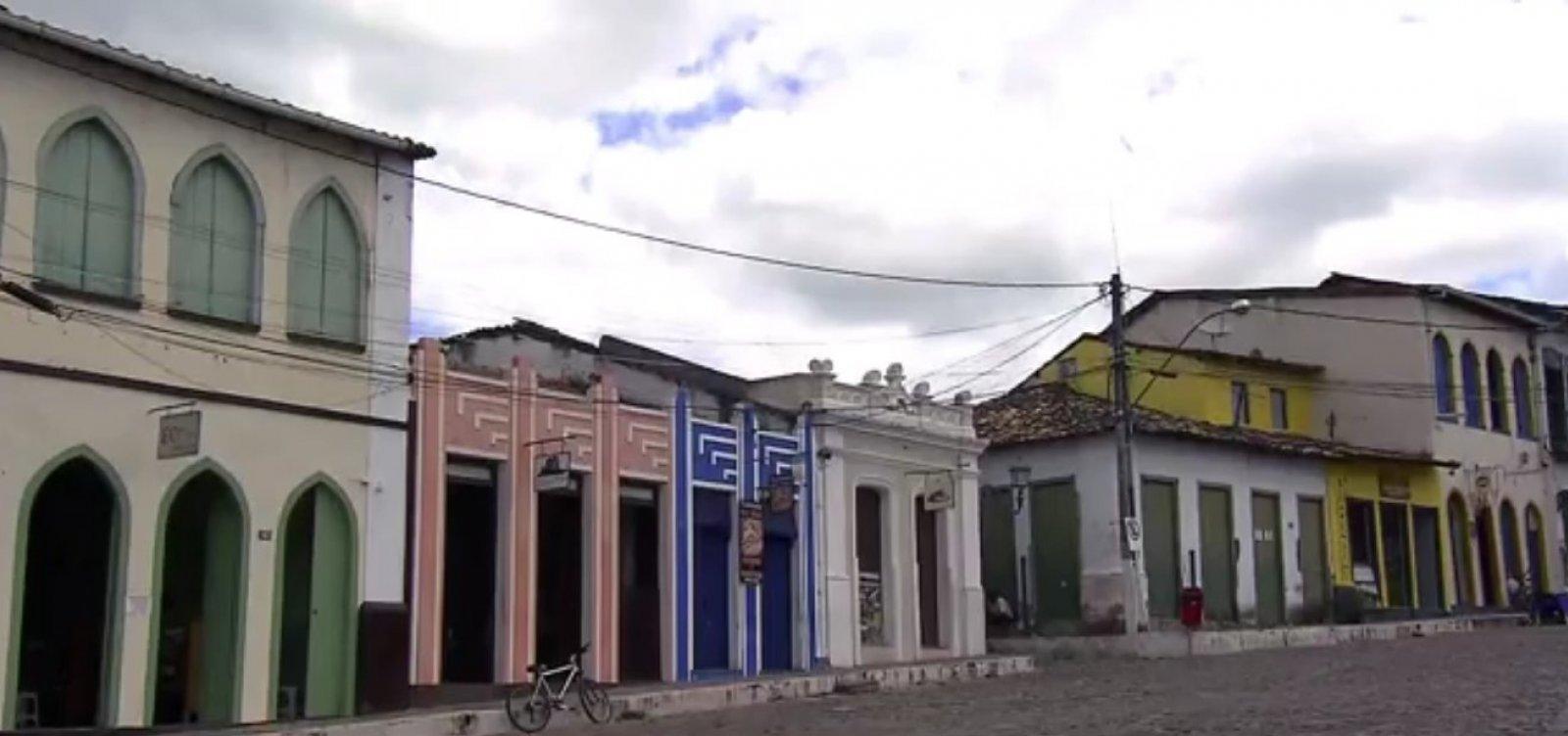 [Com casos confirmados em Novo Horizonte, Covid-19 chega a todos os 417 municípios baianos]