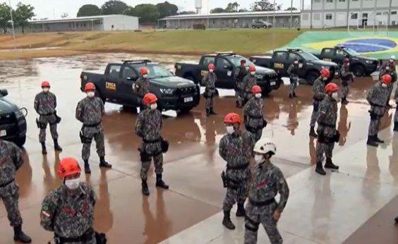 [Bombeiros da Força Nacional são enviados para reforçar combate a incêndios no Pantanal]