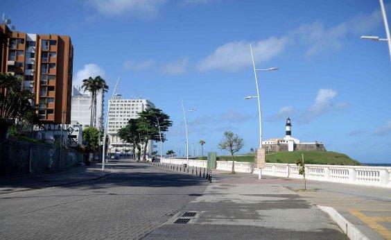 [Em agosto, Bahia registrou 3º maior índice de isolamento social do país, diz IBGE]