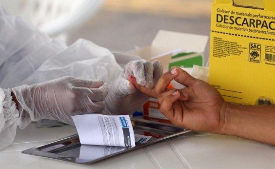 [Salvador registra 282 novos casos de Covid-19 e 12 mortes pela doença em 24h]