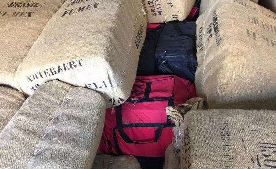 [Salvador: PF cumpre mandados para combater tráfico internacional de drogas]