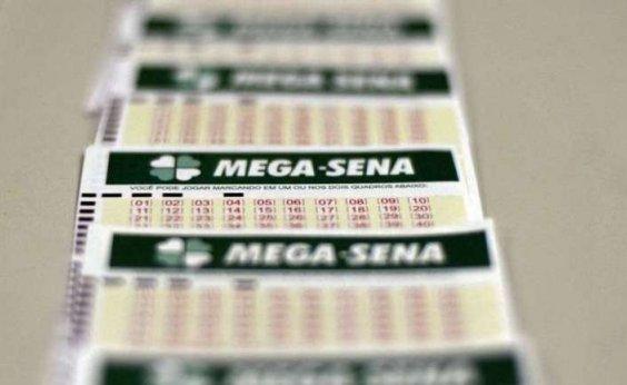 [Mega-Sena: ninguém acerta seis dezenas e prêmio vai a R$ 50 milhões]