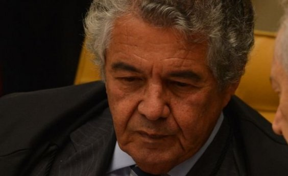 [Marco Aurélio vota a favor de depoimento por escrito do presidente Jair Bolsonaro]