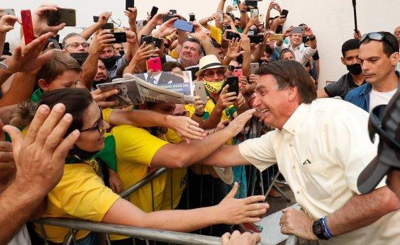[Governo Bolsonaro tem aprovação de 40% e reprovação de 29%, diz pesquisa Ibope]