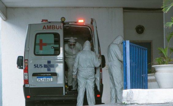[Bahia registra mais 1.833 casos de Covid-19 em 24h e passa dos 300 mil casos confirmados]