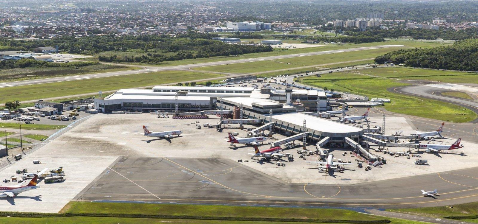 [Governo libera entrada de estrangeiros em todos os aeroportos do país]