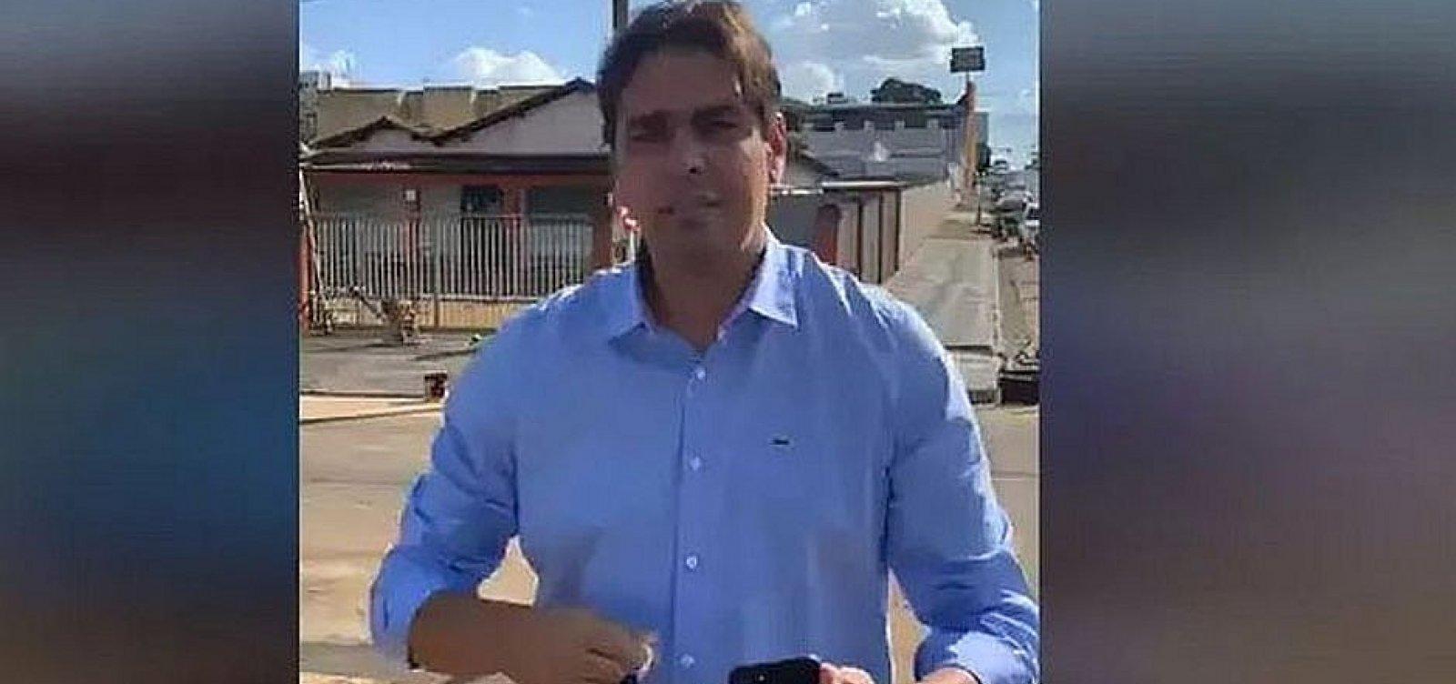 [Pré-candidato é assassinado por irmão de prefeito após live no interior de MG]