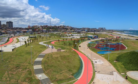 [Prefeitura libera parques públicos municipais e praças interditadas em Salvador]