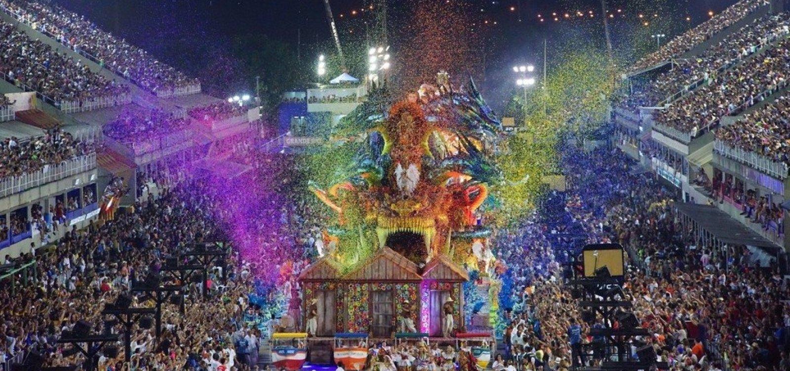 [Coronavírus: Desfile de Carnaval do Rio de Janeiro é adiado pela primeira vez desde 1932 ]