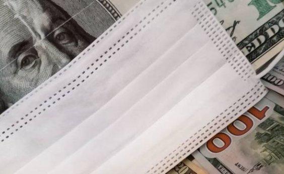 [Dólar tem terceira semana seguida de ganhos cotado a R$ 5,56]