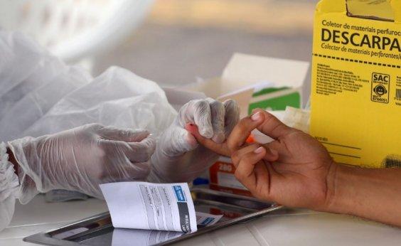 [Salvador registra 452 novos casos de Covid-19 e 16 mortes pela doença em 24h]