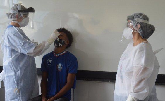 [Alunos e funcionários de escolas estaduais de Cajazeiras farão testes da Covid-19 a partir de quarta-feira (30)]