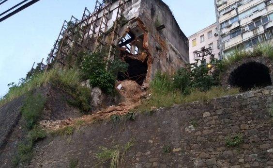 [Prefeitura prevê entrega de novos arcos da Ladeira da Montanha em outubro]