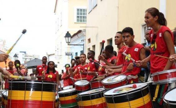 [Governo da Bahia determina 50% de recursos da Lei Aldir Blanc a grupos culturais negros]