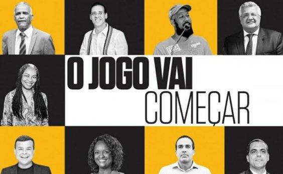 [Candidatos a prefeito de Salvador começam campanha neste domingo; confira agendas]