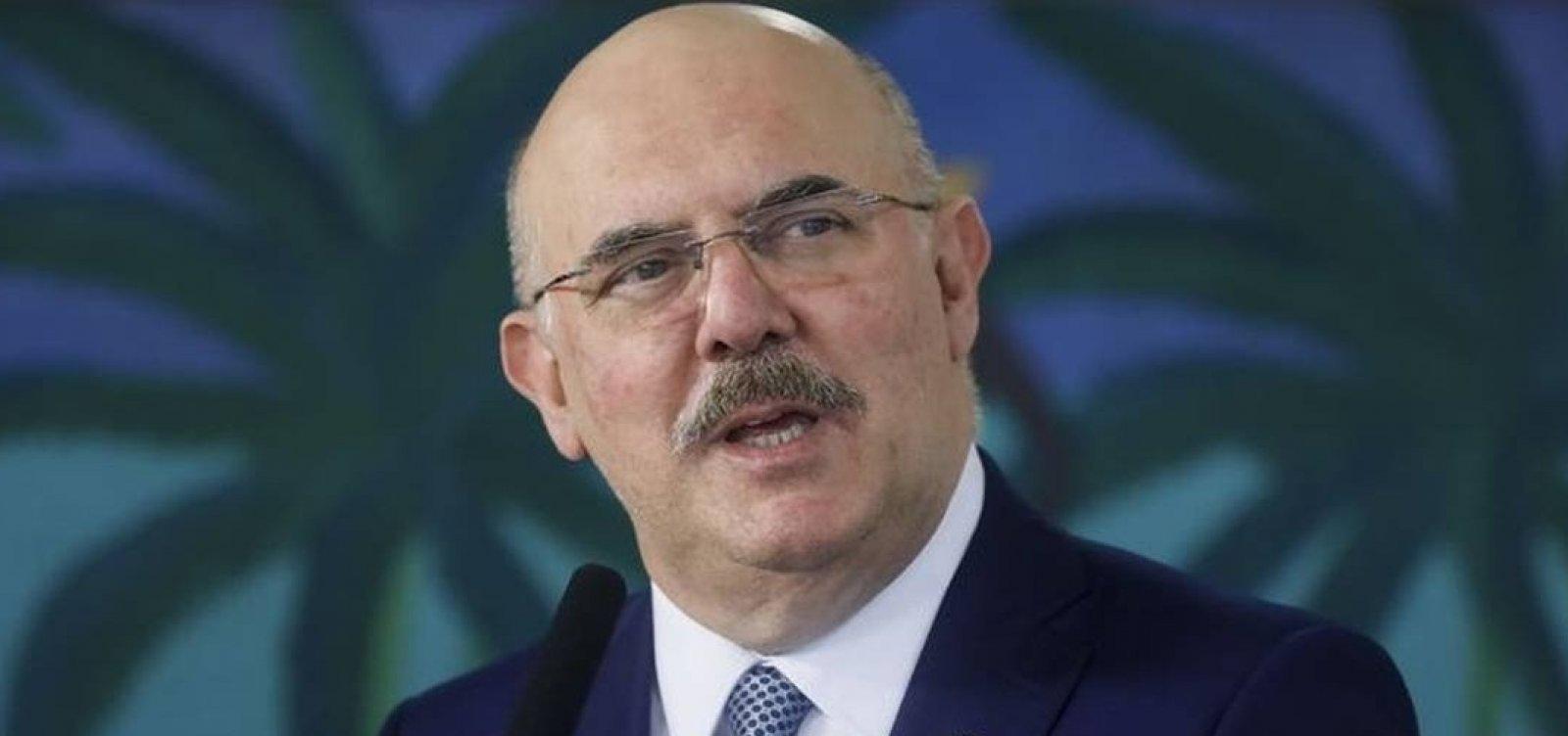 [PGR pede abertura de inquérito contra ministro da Educação por homofobia]