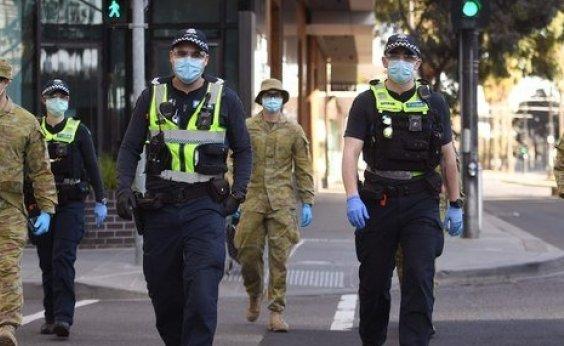 [Covid-19: Toque de recolher em Melbourne, na Austrália, será suspenso nesta segunda]