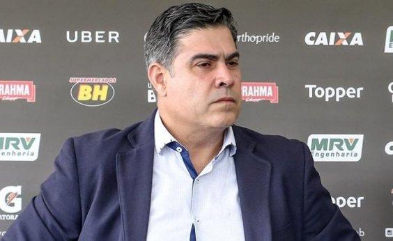 [Presidente do Atlético-MG diz que vai pedir banimento do Flamengo do Brasileirão por tentar adiar jogo]