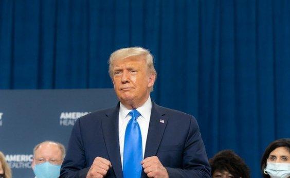 [Trump não pagou imposto de renda por 10 anos, diz 'The New York Times']