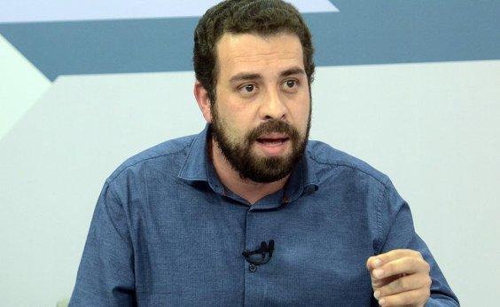 [PF quer intimar Boulos por críticas a Bolsonaro]