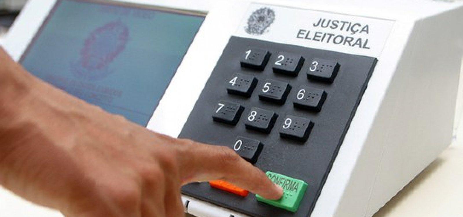 [Eleições municipais: Das candidaturas registradas na Bahia, mais da metade é de homens]
