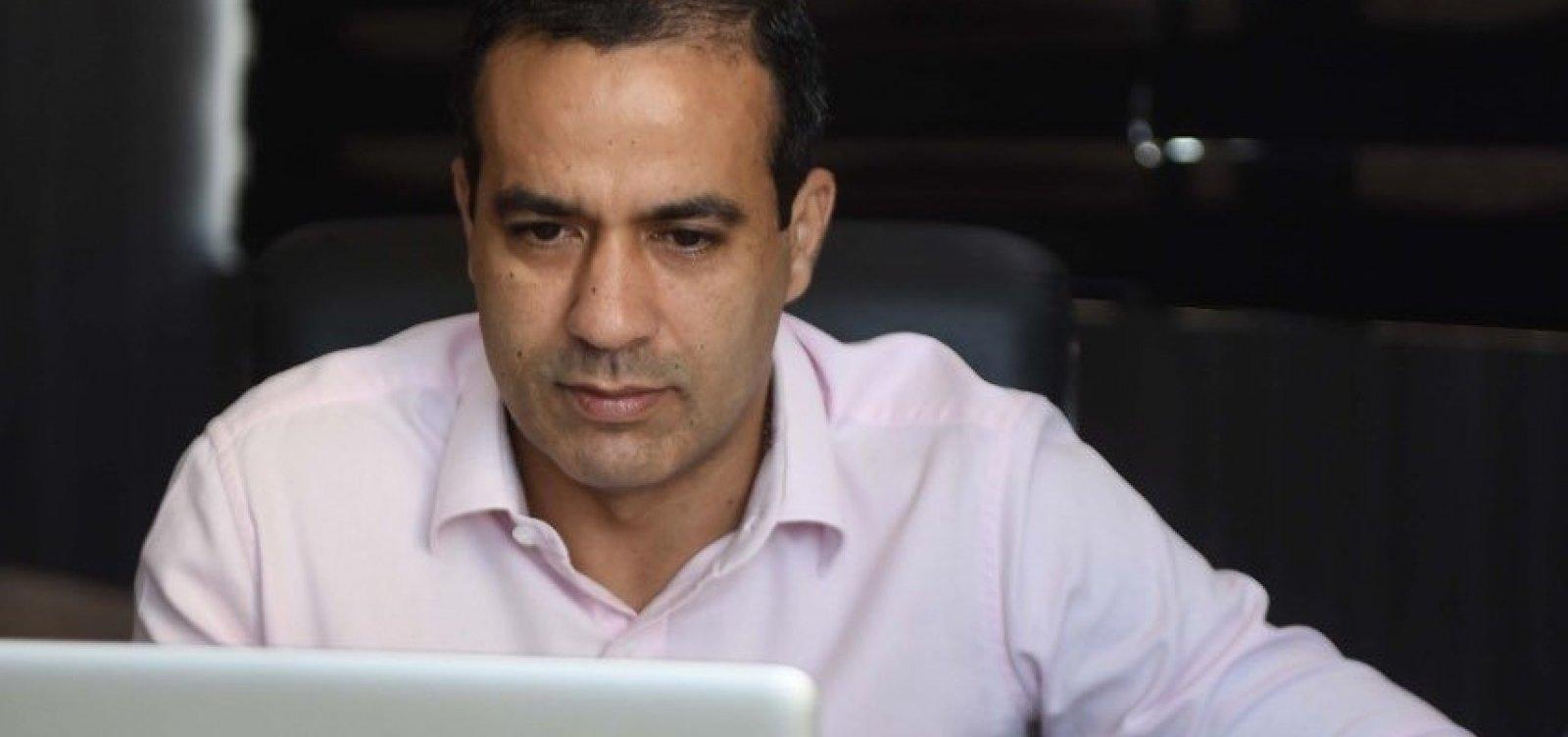 [Em plano de governo, Bruno Reis aposta em novos programas pró-mulheres para atrair voto feminino]