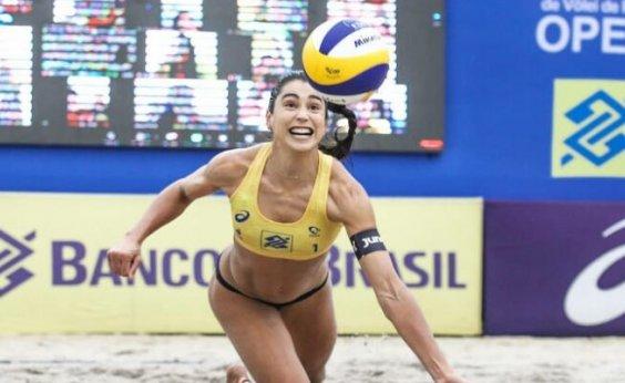 [Após manifestação contra Bolsonaro, atleta de vôlei de praia é denunciada ao STJD]