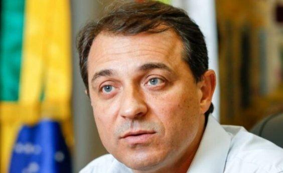 [Governador de Santa Catarina é alvo de busca e apreensão em inquérito sobre fraudes na área da saúde]