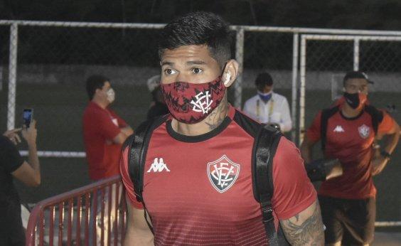 [Sem Léo Ceará, Vitória viaja ao Paraná para enfrentar o Operário]