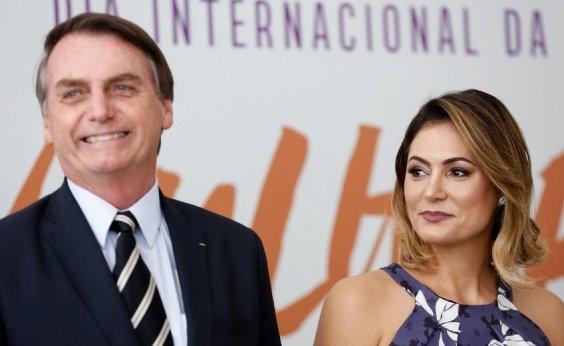[Governo Bolsonaro envia a programa de Michelle R$ 7,5 milhões doados para compra de testes da Covid-19]