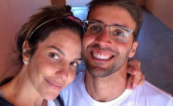 [Ivete Sangalo fala sobre desafio da quarentena o marido: 'Às vezes o bicho pega']