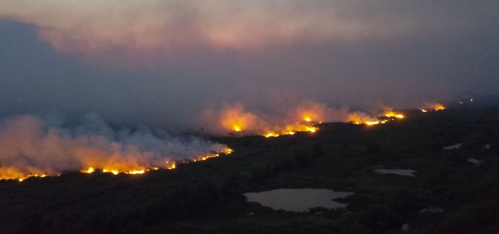 [Pantanal tem pior setembro da história; Amazônia tem 2º pior mês de queimadas da década]