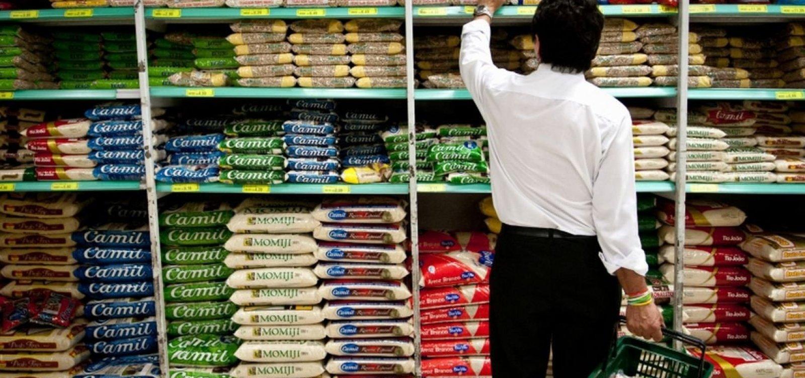 [Preços de alimentos básicos sobe em 17 capitais no mês de setembro; Salvador teve uma das maiores altas]