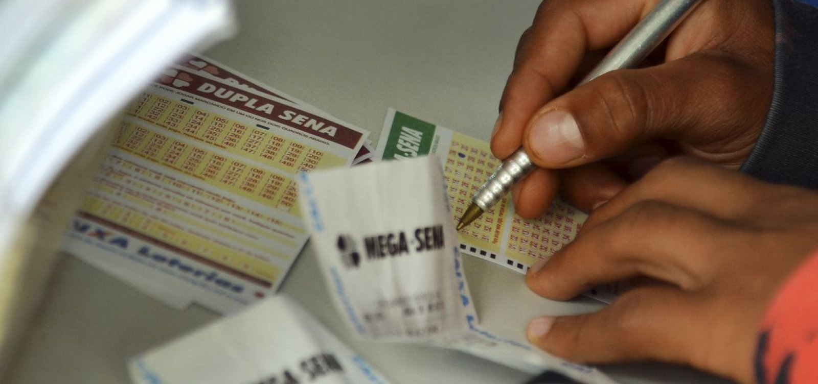 [Mega-Sena: aposta de Pernambuco acerta 6 dezenas e fatura sozinha R$ 100 milhões]