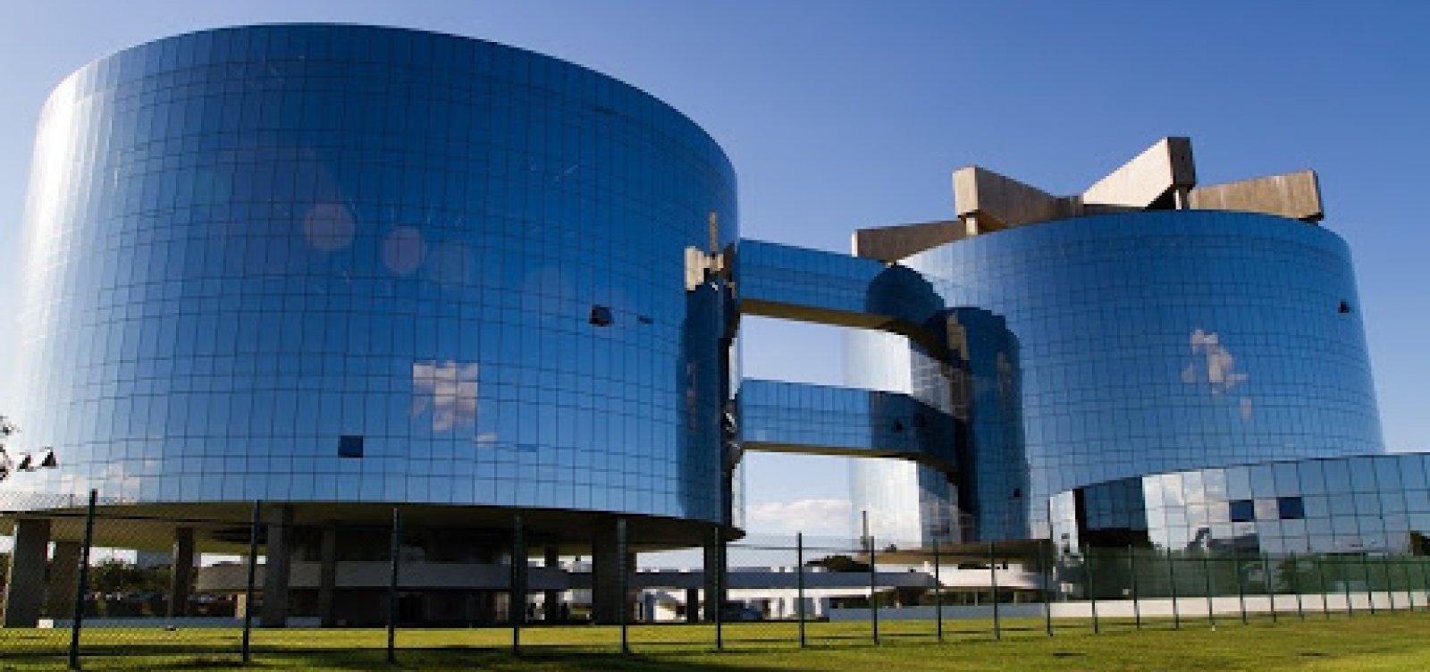 [MPF pede a STF manutenção de prisões de réus na Operação Faroeste]