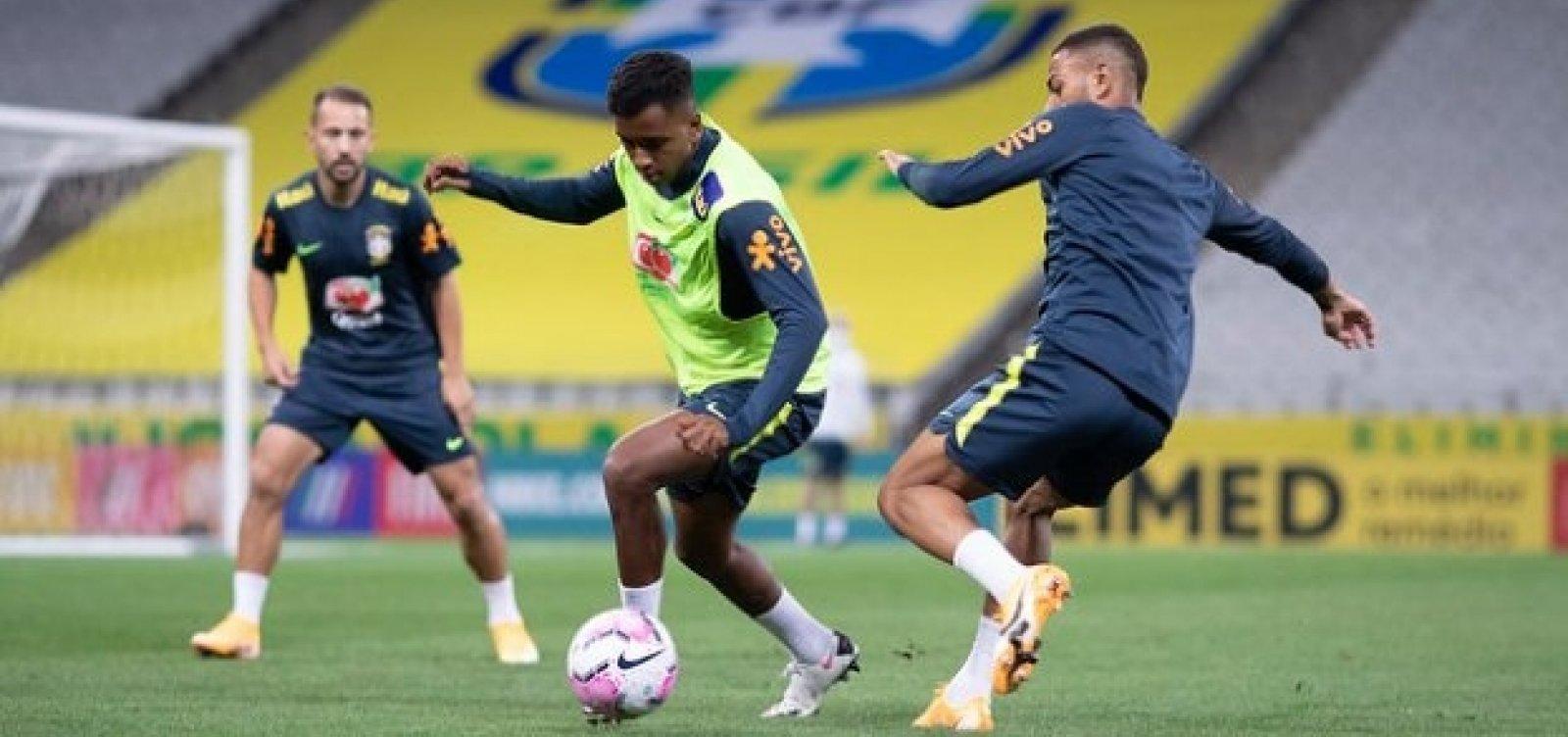[Eliminatórias da Copa: Brasil estreia nesta sexta contra a Bolívia]