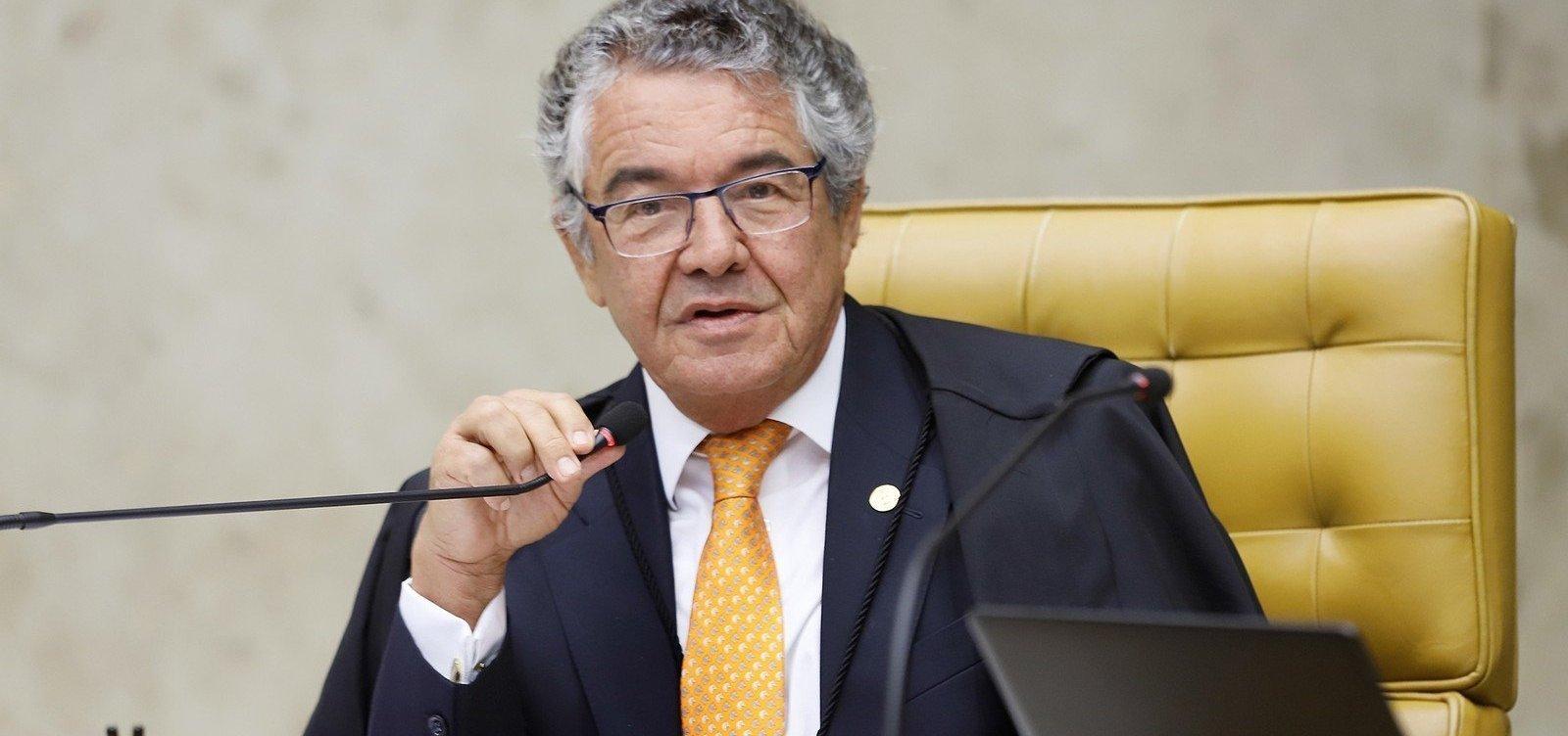 [Decisão de Fux de mandar chefe do PCC para prisão 'adentra hipocrisia', diz Marco Aurélio]