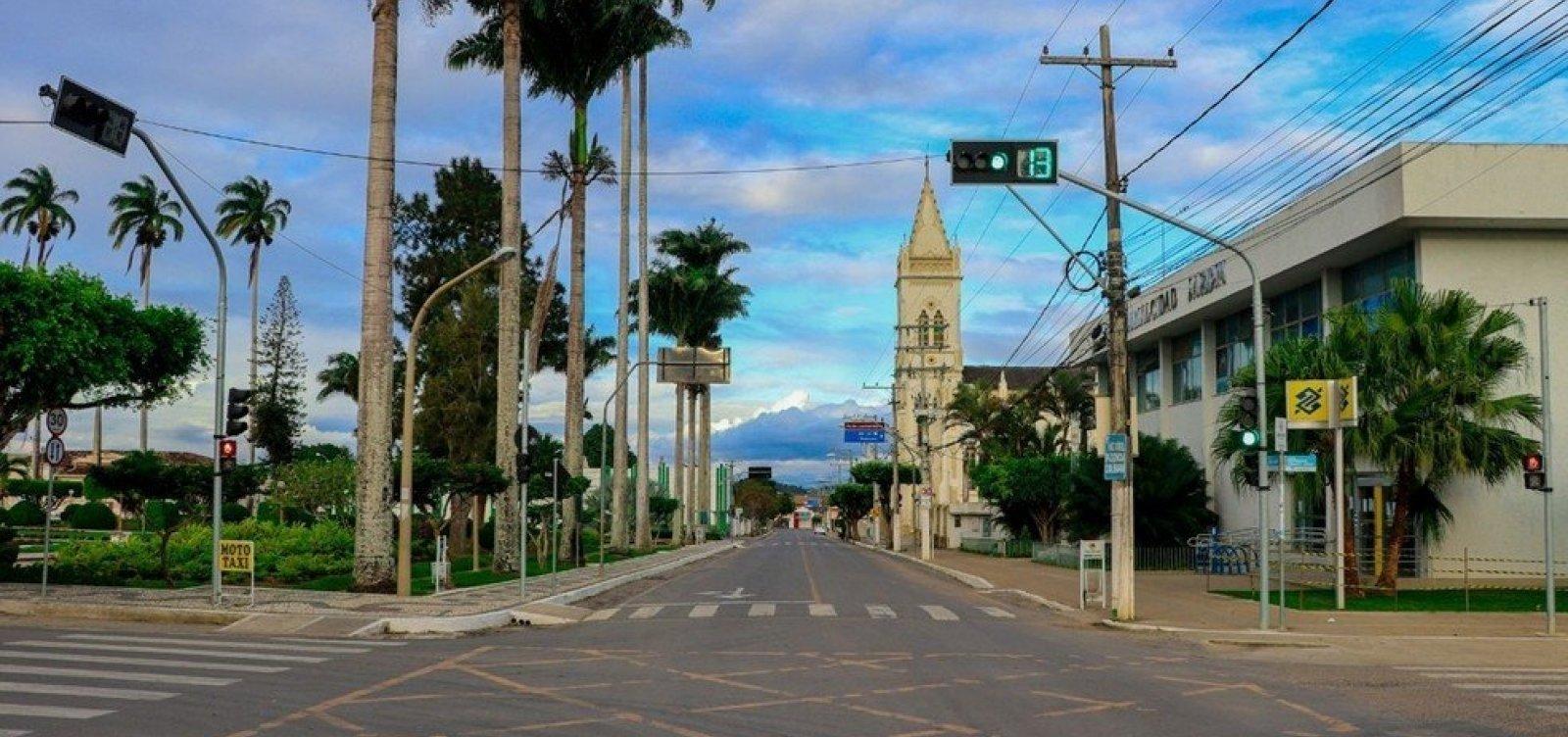 [Novo tremor de terra é registrado no interior da Bahia]