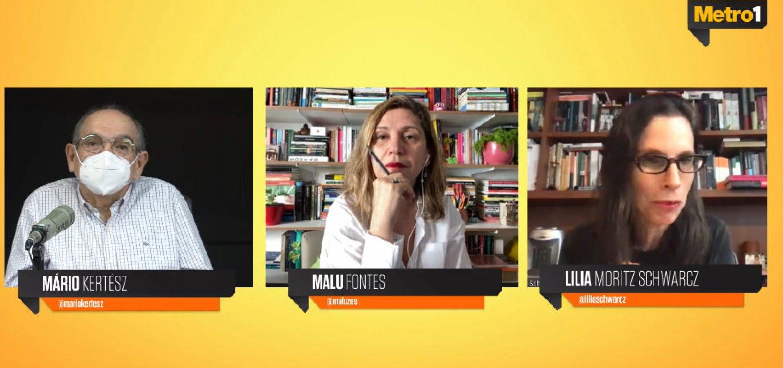 [Em novo livro, Lilia Schwarcz compara Gripe Espanhola e Covid: 'O presente está lotado de passado']